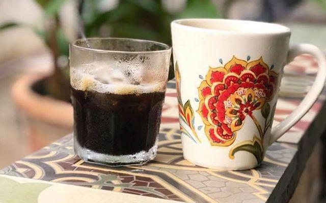 Gạch Cafe - Lý Phục Man