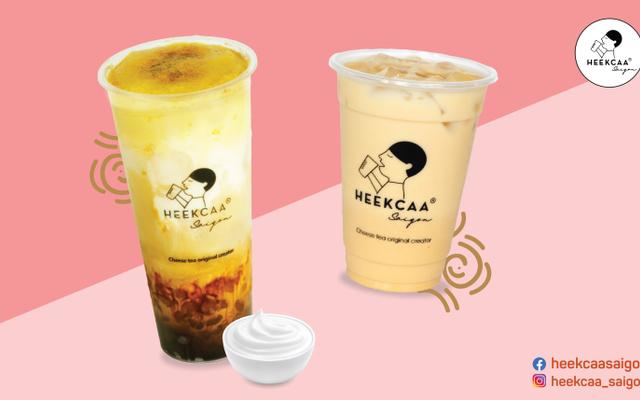 Trà Sữa Heekcaa Sài Gòn - Trần Hưng Đạo