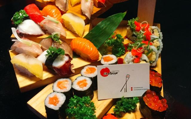 Sushi Akataiyo Restaurant - Ẩm Thực Nhật Bản