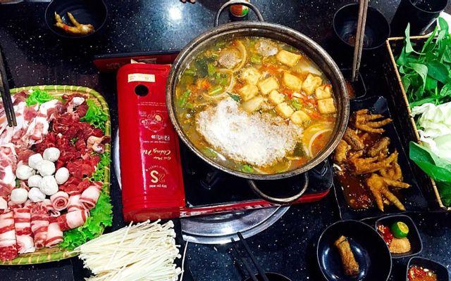 Lẩu Nướng Hàn Quốc