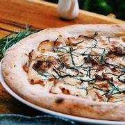 Pizza Teriyaki