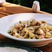 Pasta Shrimp and Broccoli