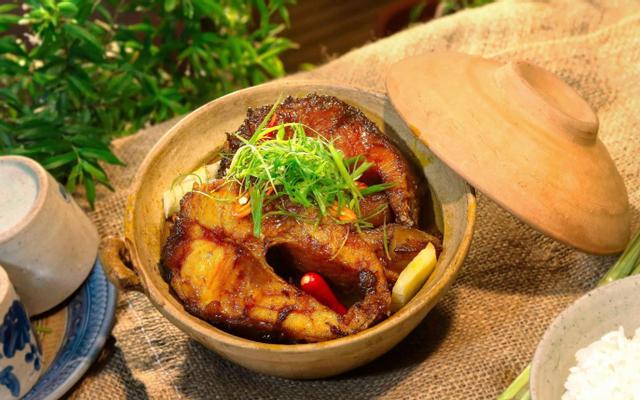 Bếp Cụ Nho - Cá Kho Thịt Chưng Mắm Tép Xôi Xéo - Hòa Hưng