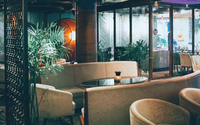 Soho Cafe Lounge
