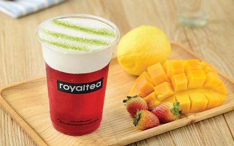 Royaltea - Trà Sữa Hồng Kông - Đê La Thành