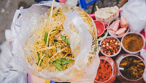 Cô Hồng - Bánh Tráng Trộn - Hưng Phú