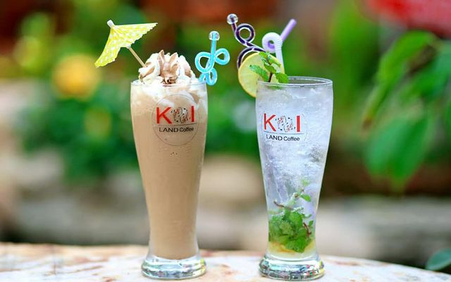 Koi Land Coffee