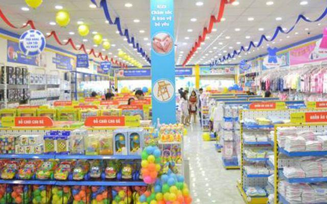 Kids Plaza - Siêu Thị Mẹ Bầu Và Em Bé - Hậu Giang