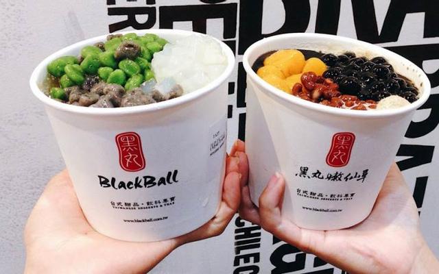 BlackBall - Chè & Trà Sữa Đài Loan - Khu Du Lịch Bến Xưa
