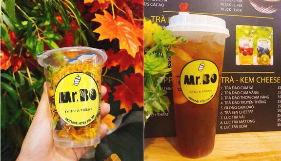 Mr. Bo - Coffee & Milktea