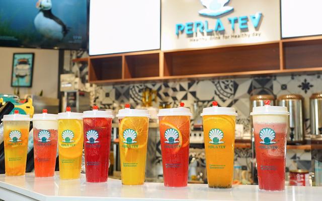 The Perla - Foam Tea HongKong - Đường Số 385
