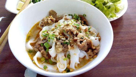 Mì Quảng Bò