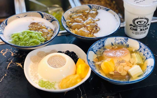Chè Xưa - Chè Sầu & Ăn Vặt