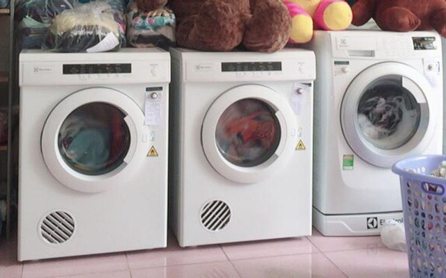Giặt Sấy HP