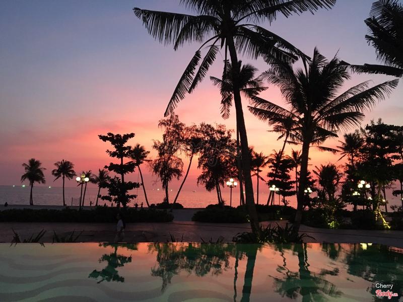 Wowww.... Beautiful Sunset ❤️❤️