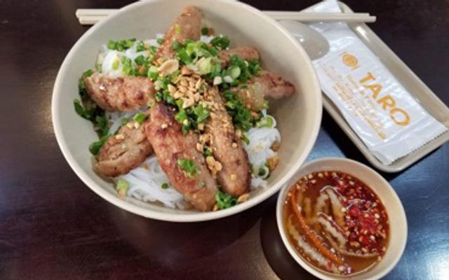 Taro - Bún Thịt Nướng & Cơm, Phở - Hồ Thị Kỷ