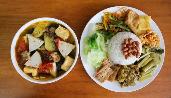Cơm Chay Bình An