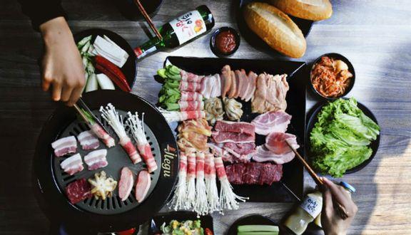 Jlegu BBQ - Nướng Hàn Quốc - Thanh Bình