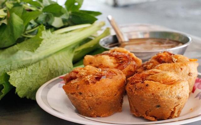 Bánh Khọt, Bánh Cống & Bánh Xèo Miền Tây - Nguyễn Văn Đậu