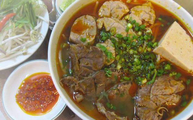 Bún Bò Huế Cố Đô - Tân Hòa Đông