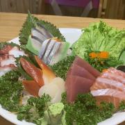 Sashimi ngon tuyệt