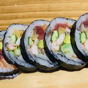 Sushi MiMi special roll quá xuất sắc