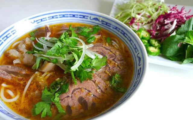 Bún Bò Gân - Chu Thiên