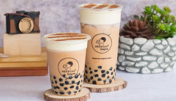 Trà Sữa Heekcaa Sài Gòn - Vincom Xuân Khánh