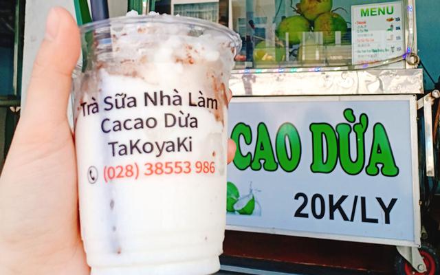 Mango Man - Trà Sữa & Ăn Vặt - Tố Hữu