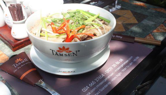Tâm Sen - Phở & Cafe Garden