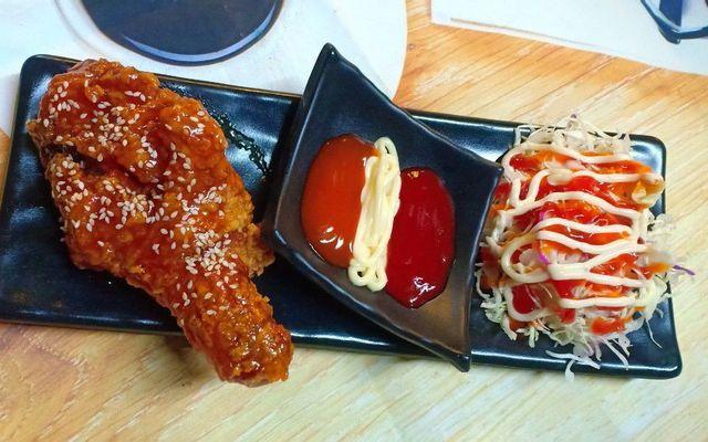 Yummy Fried Chicken - Gà Rán Hàn Quốc - Bông Sao