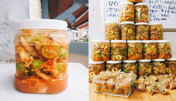 HomeBee Food - Ăn Vặt - Shop Online
