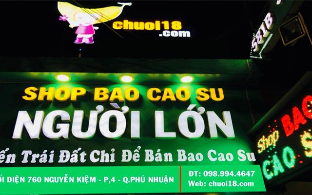 Shop Bao Cao Su Chuối18