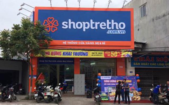 Shop Trẻ Thơ - Cửa Hàng Mẹ Và Bé - Cách Mạng Tháng 8