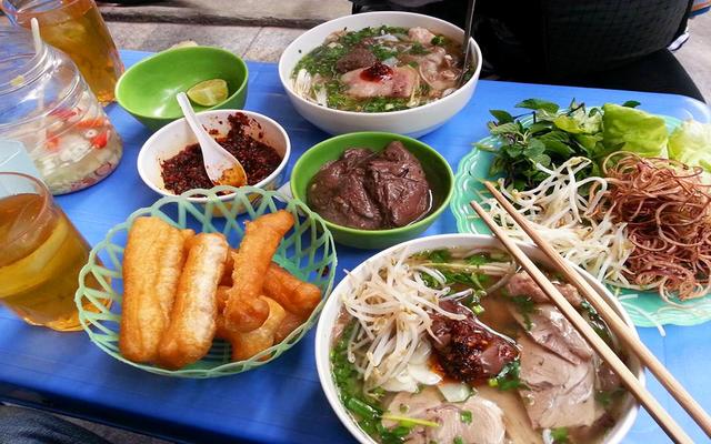 Bún Bò Huế - Hàng Cá
