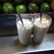 mít sữa dừa