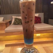 Hawaiian iced Latte 45k