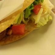 Taco nấm