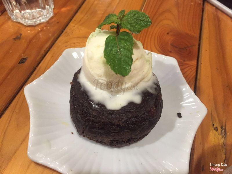 lava chocolate