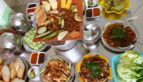 5 quán nướng ngon rẻ ở Hà Nội - Quán ngói 13