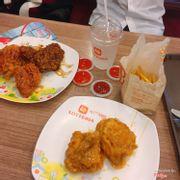Sự kết hợp hoàn hảo của gà và nước chanh