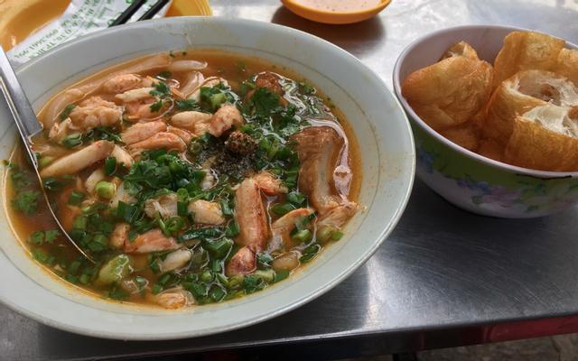 Bánh Canh Cua Cô Châu - Bà Hạt