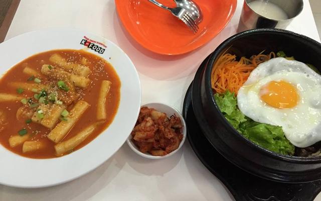 K - Food - Lý Quốc Sư