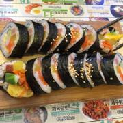 Kimbap ngon nhất mình từng ăn :))))