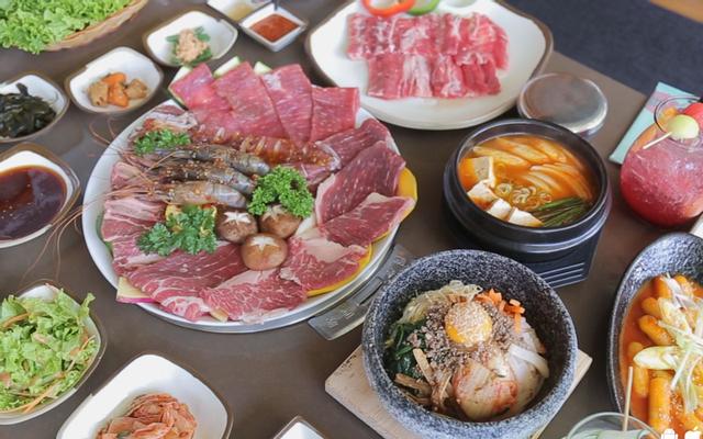 GoGi House - Nướng Hàn Quốc - Nguyễn Thái Học