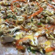 Pizza Huế nướng