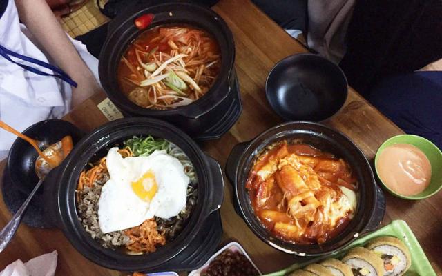 Kimbap Hàn Quốc - Kim Mã