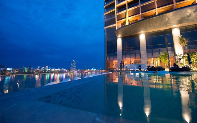 Novotel Danang Premier Han River - Splash Pool Bar