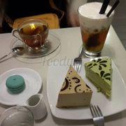 Cafe Bánh Ngọt