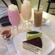 Cafe & Bánh Ngọt